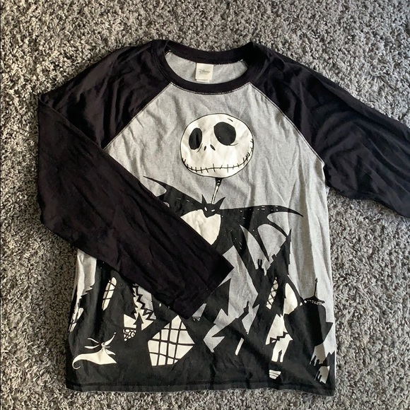 Disney Tops - Nightmare Before Christmas Longsleeve